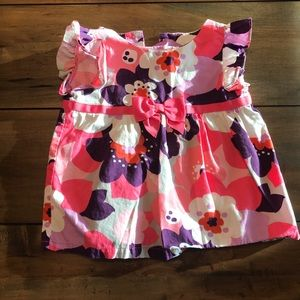 Toddler Girl Floral Sundress  12-18 MO PREWORN